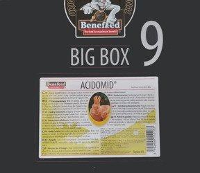 Acidomid K 9L -----NOWE opakowanie BIGBOX