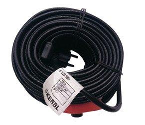 Kabel grzewczy przewód grzejny 18m termostat KERBL