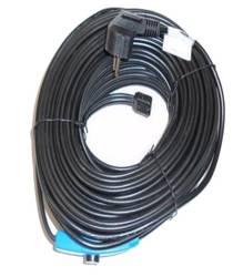 Kabel grzewczy przewód grzejny 36m z termostatem NIEBIESKI / HORIZONT