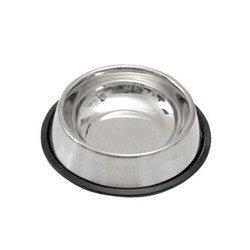 Miska antypoślizgowa gumowana 0,45 l dla kota, psa