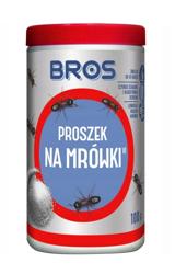 Proszek na mrówki 100g Bros