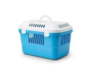 Transportet DISCOVERY kolor  biało - niebieski