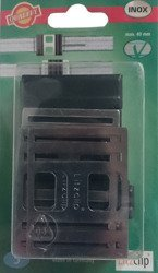 Złączka / Łącznik do taśmy 40mm LITZCLIP  5szt komplet