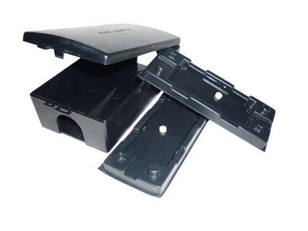Detektor glue trapper box z lepem podwójnym na myszy
