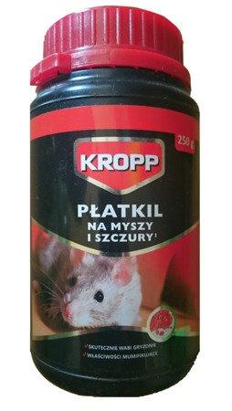 płatkil PŁATKI na myszy szczury 250g KROPP